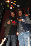 BKDon 1 Maino and DA$H Backstage at Thanksgiving Night With Fabolous Hosted by Funkmaster Flex at Webster Hall New York 11/25/10