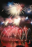 Fireworks, Boston