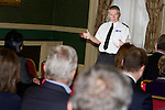 Pix: Shaun Flannery/shaunflanneryphotography.com...COPYRIGHT PICTURE>>SHAUN FLANNERY>01302-570814>>07778315553>>..11th November 2010.............People United Against Crime, conference at The Cutlers Hall, Sheffield..South Yorkshire Police Chief Constable Meredith Hughes.