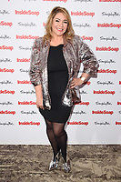 Nicole Barber Lane at the Inside Soap Awards 2017 held at the Hippodrome, Leicester Square, London, UK. <br /> 06 November  2017<br /> Picture: Steve Vas/Featureflash/SilverHub 0208 004 5359 sales@silverhubmedia.com