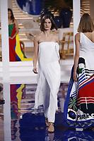 Ralph Lauren<br /> New York Fashion Week <br /> FW18 <br /> <br /> New York Fashion Week,  New York, USA in February 2018.<br /> CAP/GOL<br /> &copy;GOL/Capital Pictures