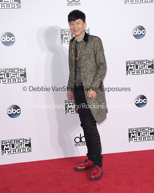 Zhang Jie at The 2014 American Music Award held at The Nokia Theatre L.A. Live in Los Angeles, California on November 23,2014                                                                               © 2014 Hollywood Press Agency