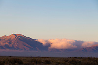 Late evening cloud bank, Great Sand Dunes National Park, Colorado
