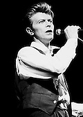 1990: DAVID BOWIE - Sound+Vision Tour