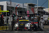 #17 JDC-Miller Motorsports Audi RS3 LMS TCR DSG, TCR: Chris Miller, Britt Casey Jr, Pit Stop