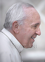 Pope Francis during Holy Mass on the occasion of the Day for Catechists at St Peter's square at the Vatican.September 29, 2013