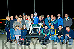 ' Hillview Paddy ' won the Steve Kennedy Memorial Final last Friday night  at Kingdom Greyhound Stadium owned by Martin O'Connor from Ballyduff.