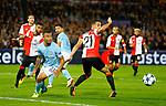 Feyenoord vs Manchester City 2017  Champions League
