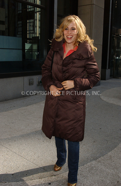 WWW.ACEPIXS.COM . . . . . ....March 10 2006, New York City....Singer Natasha Bedingfield arrives at the Teen People Awards in mid town Manhattan....Please byline: KRISTIN CALLAHAN - ACEPIXS.COM.. . . . . . ..Ace Pictures, Inc:  ..Philip Vaughan (212) 243-8787 or (646) 769 0430..e-mail: info@acepixs.com..web: http://www.acepixs.com