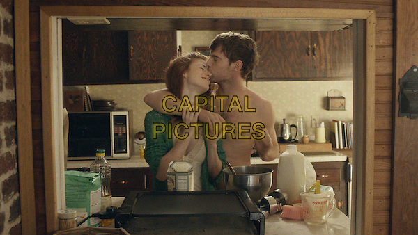 Rose Leslie, Harry Treadaway <br /> in Honeymoon (2014) <br /> *Filmstill - Editorial Use Only*<br /> CAP/FB<br /> Image supplied by Capital Pictures