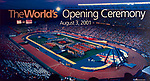 Worlds Track & Field / Client Kodak Canada