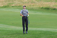 Sergio Garcia (ESP) on the 12th during Round 3 of the HNA Open De France at Le Golf National in Saint-Quentin-En-Yvelines, Paris, France on Saturday 30th June 2018.<br /> Picture:  Thos Caffrey | Golffile