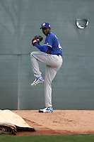 Yadier Alvarez / Yadier Alvares - Los Angeles Dodgers 2016 spring training (Bill Mitchell)