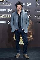 Pablo Molinero attends to the premiere of 'La Peste' at Callao Cinemas in Madrid, Spain. January 11, 2018. (ALTERPHOTOS/Borja B.Hojas) /NortePhoto.com NORTEPHOTOMEXICO