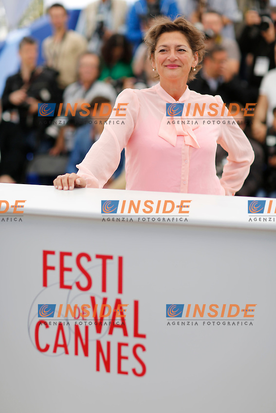 Annet Malherbe .Cannes 19/5/2013 .Festival del Cinema di Cannes .Foto Panoramic / Insidefoto .ITALY ONLY