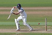 Will Rhodes in batting action for Warwickshire during Warwickshire CCC vs Essex CCC, Specsavers County Championship Division 1 Cricket at Edgbaston Stadium on 10th September 2019