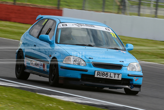 Stuart Atkinson/Paul Ruane - Honda Civic