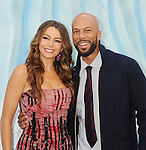 "HOLLYWOOD, CA - NOVEMBER 13: Sofia  Vergara and Common attend the ""Happy Feet Two"" Los Angeles premiere held at the Grauman's Chinese Theatre on November 13, 2011 in Hollywood, California."