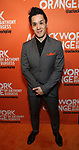 Brian Lee Huynh attends the Opening Night After Party for 'A Clockwork Orange'  at the New World Stages on September 25, 2017 in New York City.