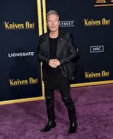 "LOS ANGELES, USA. November 15, 2019: John Savage at the premiere of ""Knives Out"" at the Regency Village Theatre.<br /> Picture: Paul Smith/Featureflash"