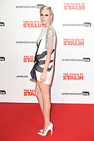 Andrea Riseborough at the premiere of &quot;The Death of Stalin&quot; at the Curzon Chelsea, London, UK. <br /> 17 October  2017<br /> Picture: Steve Vas/Featureflash/SilverHub 0208 004 5359 sales@silverhubmedia.com