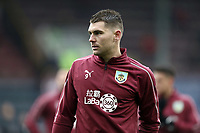 Burnley's Sam Vokes during the pre-match warm-up <br /> <br /> Photographer Rich Linley/CameraSport<br /> <br /> The Premier League - Burnley v Everton - Wednesday 26th December 2018 - Turf Moor - Burnley<br /> <br /> World Copyright &copy; 2018 CameraSport. All rights reserved. 43 Linden Ave. Countesthorpe. Leicester. England. LE8 5PG - Tel: +44 (0) 116 277 4147 - admin@camerasport.com - www.camerasport.com