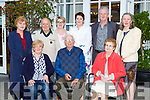 The Workmen's Senior Ladies crew from 1977-80 who were honoured at the launch of the Killarney Regatta in the Killarney Avenue Hotel on Thursday night front row l-r: Marie O'Shaugnessy, John O'Leary, Mary Looney (represnting her late husband Patsy). Back row: Mary Dowling, Seamus Guiney (Cox), Rose Tangney, Mary Clifton, Paddy O'Sullivan Represenring his late wife Sheil Cremin and Mary Moynihan