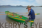 Where are my Crew Bat Moriarty makes a call to locate his crew at the Ballinskelligs Regatta on Sunday.