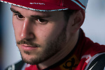 Daniel Abt of Germany from Audi Sport ABT Schaeffler attends at the press conference after FIA Formula E Hong Kong E-Prix Round 2 at the Central Harbourfront Circuit on 03 December 2017 in Hong Kong, Hong Kong. Photo by Victor Fraile / Power Sport Images