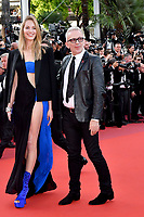 www.acepixs.com<br /> <br /> May 22 2017, Cannes<br /> <br /> Vanessa Axente and Jean-Paul Gaultier arriving at the premiere of 'The Killing Of A Sacred Deer' during the 70th annual Cannes Film Festival at Palais des Festivals on May 22, 2017 in Cannes, France.<br /> <br /> By Line: Famous/ACE Pictures<br /> <br /> <br /> ACE Pictures Inc<br /> Tel: 6467670430<br /> Email: info@acepixs.com<br /> www.acepixs.com