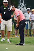 Joost Luiten (NED) on the practice green during Wednesday's Practice Day of the 2017 PGA Championship held at Quail Hollow Golf Club, Charlotte, North Carolina, USA. 9th August 2017.<br /> Picture: Eoin Clarke | Golffile<br /> <br /> <br /> All photos usage must carry mandatory copyright credit (&copy; Golffile | Eoin Clarke)