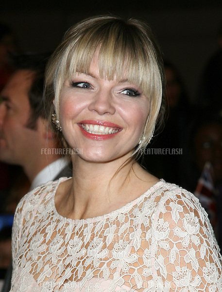 Kate Thornton arriving for the 2010 Pride Of Britain Awards, at the Grosvenor House Hotel, London. 08/11/2010  Picture by: Alexandra Glen / Featureflash
