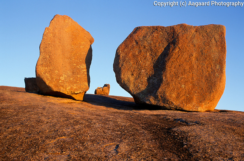 These boulders are just west of the Enchanted Rock summit and are a favorite subject of mine, especially at sunset.