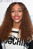 Alexandra Burke arriving for WE Day 2018 at Wembley Arena, London, UK. <br /> 07 March  2018<br /> Picture: Steve Vas/Featureflash/SilverHub 0208 004 5359 sales@silverhubmedia.com