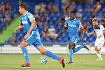 Getafe CF's Djene Dakoman during friendly match. August 10,2019. (ALTERPHOTOS/Acero)