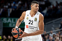 Walter Tavares of Real Madrid during Turkish Airlines Euroleague match between Real Madrid and FC Barcelona Lassa at Wizink Center in Madrid, Spain. December 13, 2018. (ALTERPHOTOS/Borja B.Hojas) /NortePhoto.com