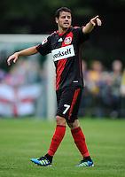 FUSSBALL   1. BUNDESLIGA   SAISON 2011/2012   TESTSPIEL Bayer 04 Leverkusen - Rangers FC                       13.07.2011 Tranquillo BARNETTA (Bayer 04 Leverkusen)