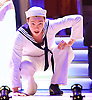 Anything Goes <br /> at the New Wimbledon Theatre, London, Great Britain <br /> press photocall<br /> 30th January2015 <br />  <br /> <br /> company <br /> <br /> <br /> <br /> Photograph by Elliott Franks <br /> Image licensed to Elliott Franks Photography Services