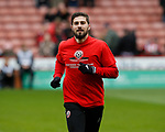 Kieron Freeman of Sheffield Utd during the English League One match at Bramall Lane Stadium, Sheffield. Picture date: April 17th 2017. Pic credit should read: Simon Bellis/Sportimage