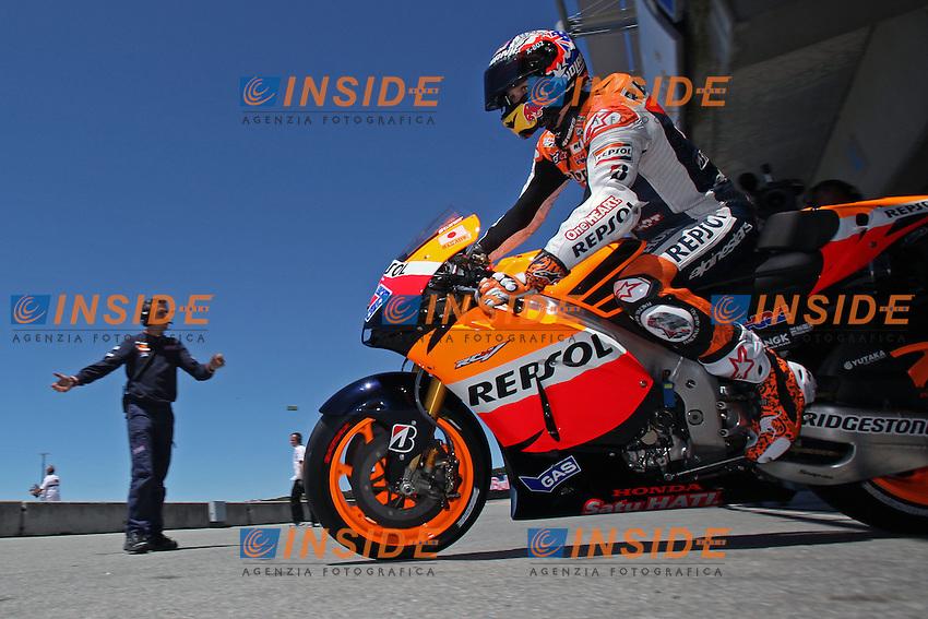 © Insidefoto/Semedia..22-07-2011 Laguna Seca (USA)..Motogp - Motogp..in the picture: Casey Stoner - Repsol Honda team