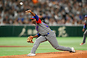 Yoennis Yera (CUB), <br /> MARCH 7, 2017 - WBC :<br /> 2017 World Baseball Classic First Round Pool B Game between<br /> Japan 11-6 Cuba at Tokyo Dome in Tokyo, Japan.<br /> (Photo by Yusuke Nakanishi/AFLO SPORT)
