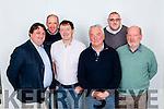 Sylvester Hennessy, John White, Mike Ferriter, Jim O'Gorman, Jimmy O'Sullivan D'arcy and Christy Leahy.