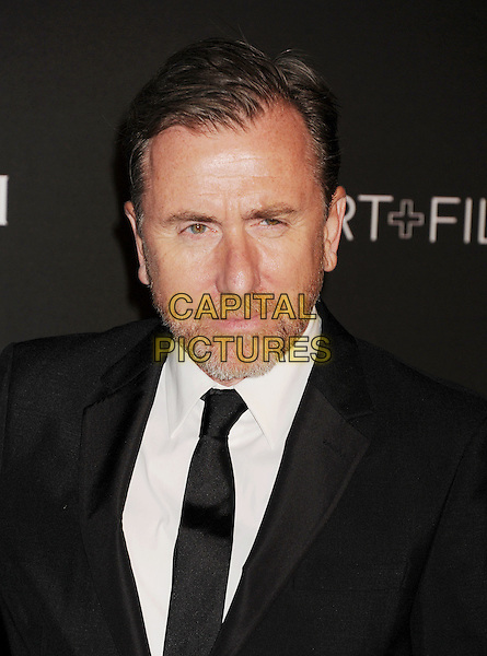 LOS ANGELES, CA - NOVEMBER 01: Actor Tim Roth  attends the 2014 LACMA Art + Film Gala honoring Barbara Kruger and Quentin Tarantino presented by Gucci at LACMA on November 1, 2014 in Los Angeles, California.<br /> CAP/ROT/TM<br /> &copy;Tony Michaels/Roth Stock/Capital Pictures