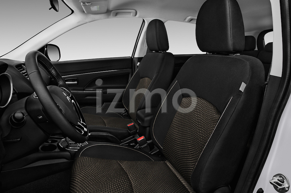 Front seat view of 2016 Mitsubishi Outlander-Sport 2.4-ES-AWC-CVT 5 Door SUV Front Seat  car photos