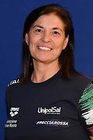 Barbara Bufardeci Team Manager <br /> Budapest 10/01/2020 Duna Arena <br /> Portrait Italy Women National Team <br /> Photo Andrea Staccioli / Insidefoto / Deepbluemedia