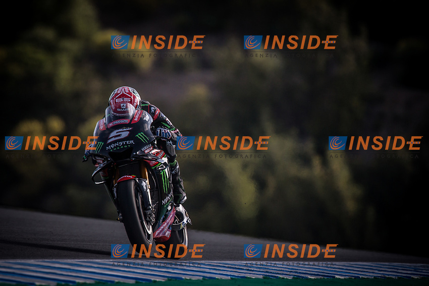JOHANN ZARCO - FRENCH - MONSTER YAMAHA TECH 3 - YAMAHA<br /> Jerez 04-05-2018 Moto Gp Spagna / Spain<br /> Foto Vincent Guignet / Panoramic / Insidefoto