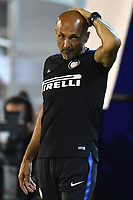Luciano Spalletti Inter <br /> San Benedetto del Tronto 06-08-2017 <br /> Football Friendly Match  <br /> Inter - Villarreal Foto Andrea Staccioli Insidefoto