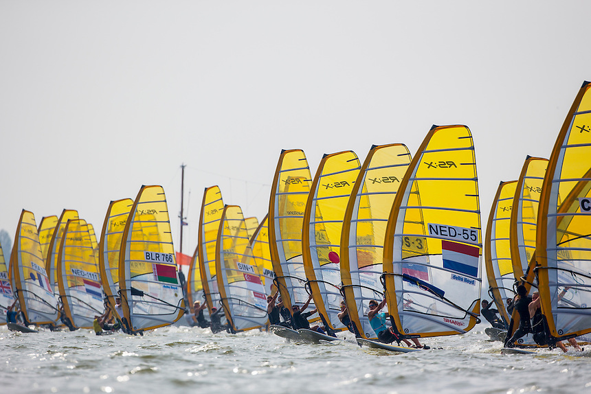 Day Four Delta Lloyd Regatta  2016, 27th of May (24/28 May 2016). Medemblik - the Netherlands.