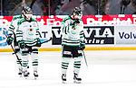 Stockholm 2014-03-27 Ishockey Kvalserien Djurg&aring;rdens IF - R&ouml;gle BK :  <br /> R&ouml;gles Daniel Sylwander deppar<br /> (Foto: Kenta J&ouml;nsson) Nyckelord:  DIF Djurg&aring;rden R&ouml;gle RBK Hovet depp besviken besvikelse sorg ledsen deppig nedst&auml;md uppgiven sad disappointment disappointed dejected