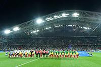 SOCHI, ALEMANHA, 29.06.2017 - ALEMANHA-MEXICO -Partida entre Alemanha x México válida pelas semifinais da Copa das Confederações 2017, nesta quinta-feira (29), realizada no Estádio Olímpico de Sochi, em Sochi, na Rússia. (Foto: Etzel Espinosa/Brazil Photo Press/Folhapress)